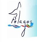 Logo Pélagos - mission écodyssée etik eko